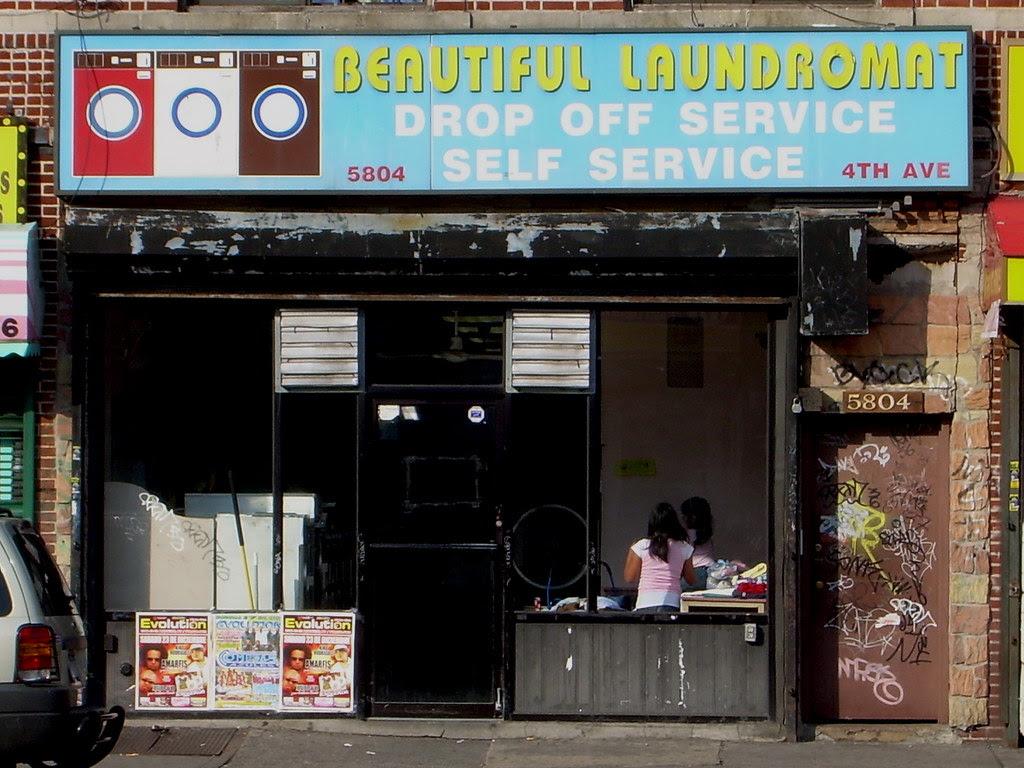 laundromat, sunset park