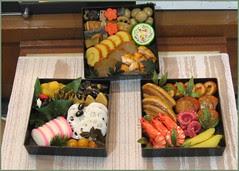 163 osechi osetchi plastic food