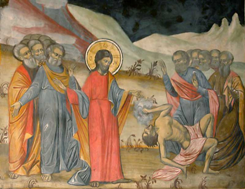 Αποτέλεσμα εικόνας για Κυριακή Δ΄ Νηστειών - Αγίου Ιωάννου της Κλίμακος