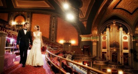 Palace Theater in Connecticut   Wedding Reports Connecticut