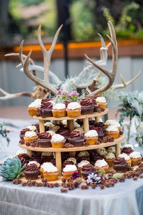 20 Best of Fall Wedding Cupcake Ideas   Roses & Rings