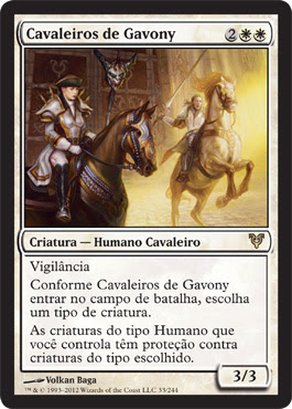 Cavaleiros de Gavony