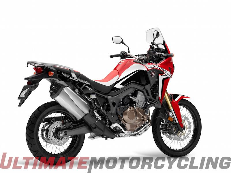 2016 Honda Africa Twin Price Released | CRF1000L MSRP back
