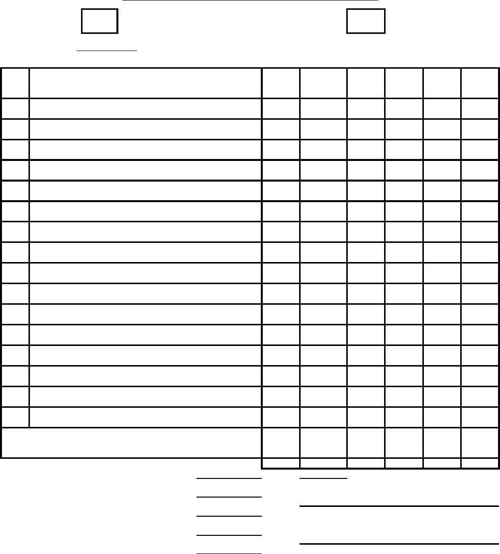 Free Daily Activity Report Template - XLS | 2 Page(s) | Page 2