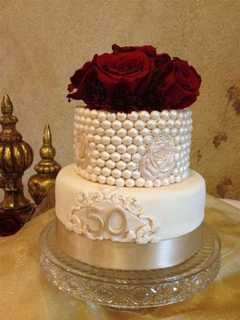 146 best images about 50th wedding anniversary cake on