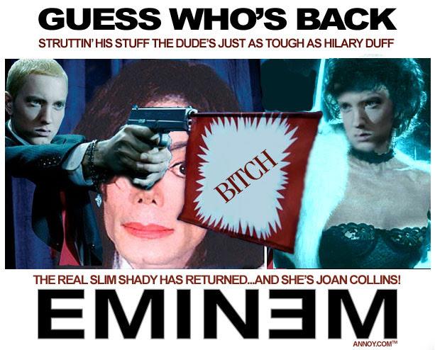 madesu blog: eminem guess whos back