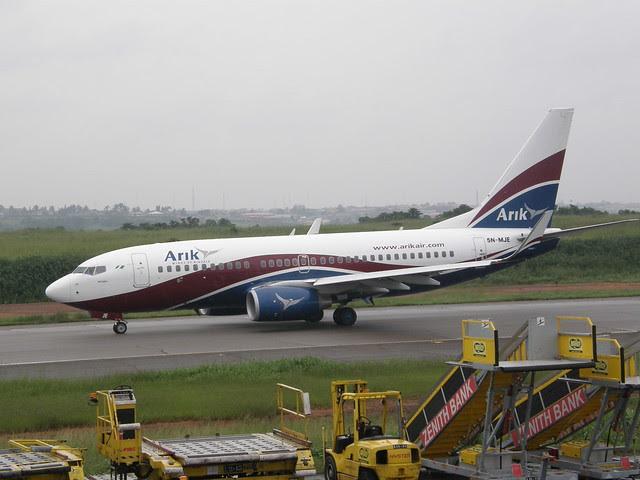 Arik Air B737-700