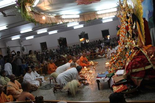 Ramkrishna Mission Durga Puja 2012 by firoze shakir photographerno1