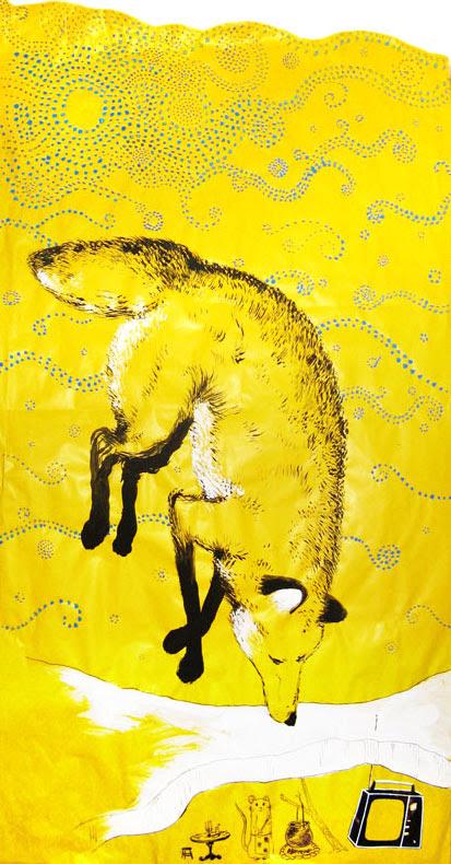 creatures-foxandmouse