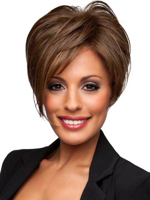 9 Beautiful Short Layered  Hairstyles Olixe Style