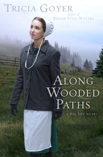 Along Wooded Paths: A Novel (Amish Fiction)