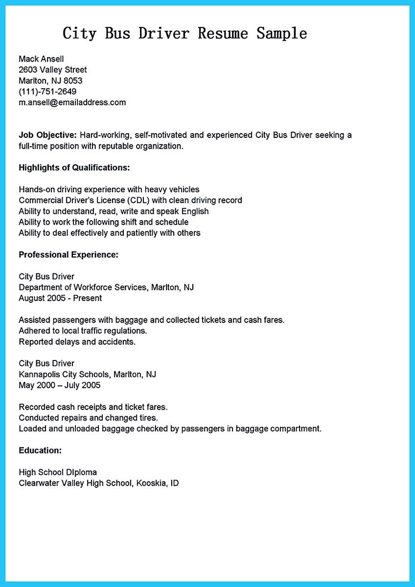 Cover Letter Examples Driving Jobs - Cover BB