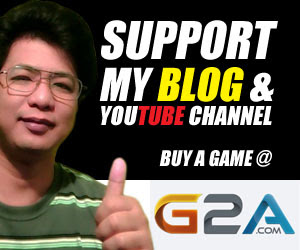 Support My Blog & YouTube Channel, Buy A Game @ G2A.com