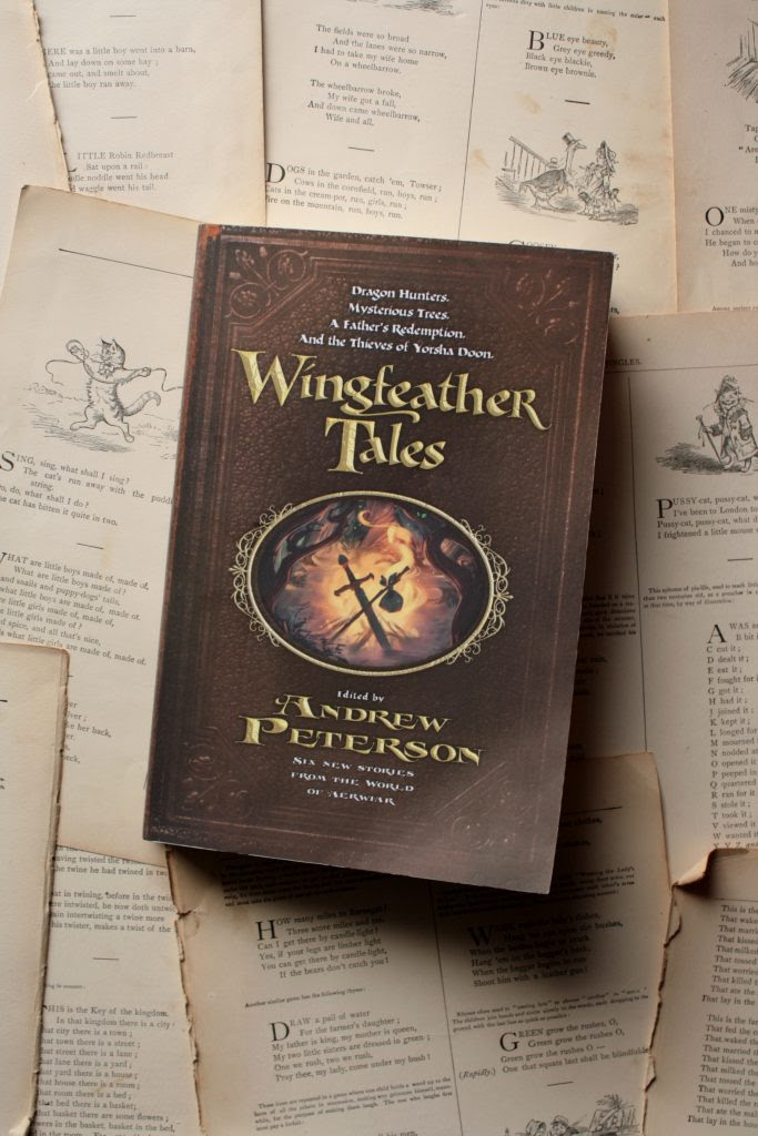 Image result for The Wingfeather Tales