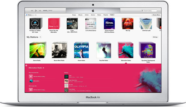 iTunes Radio now rolling out in iTunes 111 update, brings Spotifylike streaming to the desktop