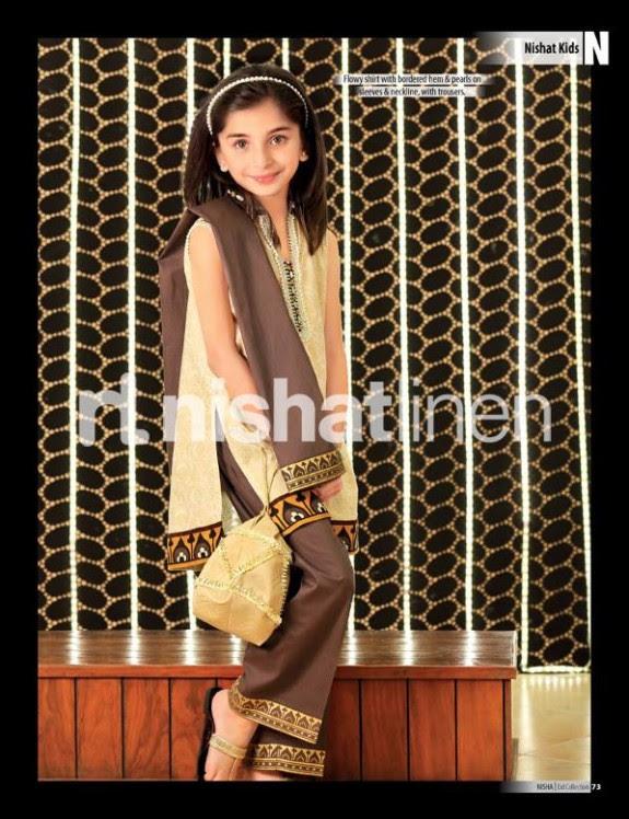 Nishat-Linen-New-Latest-Eid-Suits-Kids-Wear-Dresses-Collection-2013-4