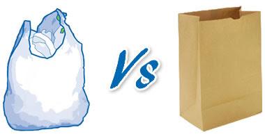Bolsas De Papel Vs Bolsas De Plastico Cual Es Mejor Qsource De