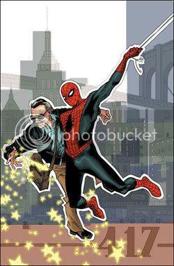 Stan Lee e o Aranha