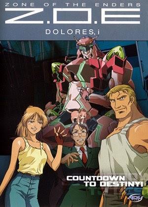 Zone of the Enders: Dolores, I [26/26] [HD] [Sub Español] [MEGA]