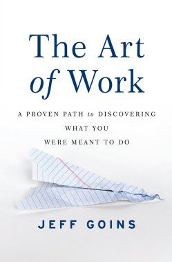 The Art of Work by Jeff Goins Rocks