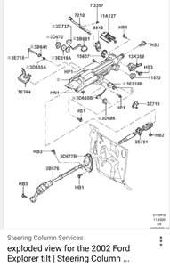 Ford Ranger Steering Column Diagram Free Wiring Diagram