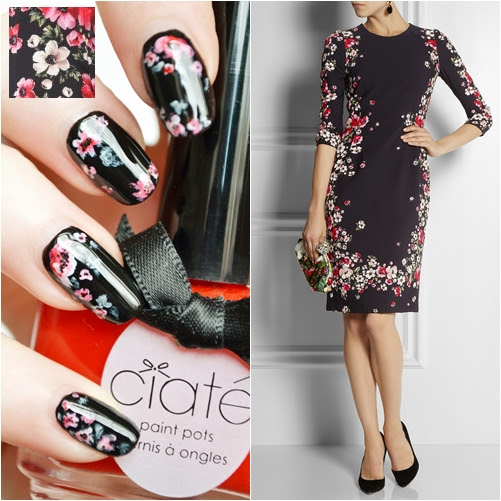 D&G_Floral_print_crepe_dress