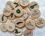 Wooden Memory Game- Arabic Numbers