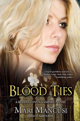 Blood Ties (Blood Coven Vampire, #6)