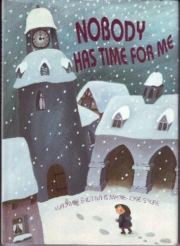 Nobody Has Time For Me By Vladimr Skutina Carols Notebook