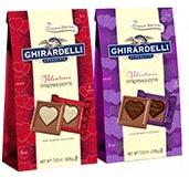 Ghirardelli Valentine's Day