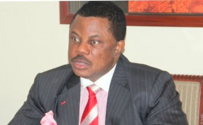 Image result for Chief Willie Obiano