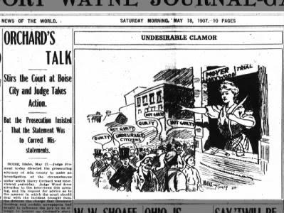 5/16/1907 - UNDESIRABLE CLAMOR