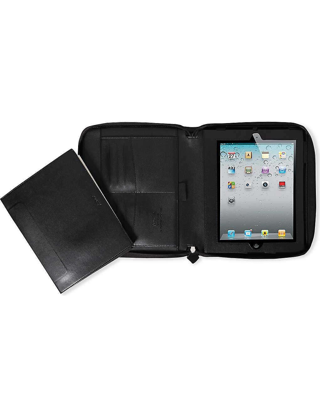 FILOFAX Pennybridge A5 personal organiser and iPad holder