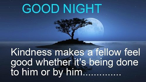 Good Night Quotes In English For Best Friend