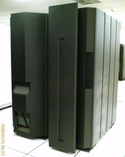 New IBM Z10 Mainframe
