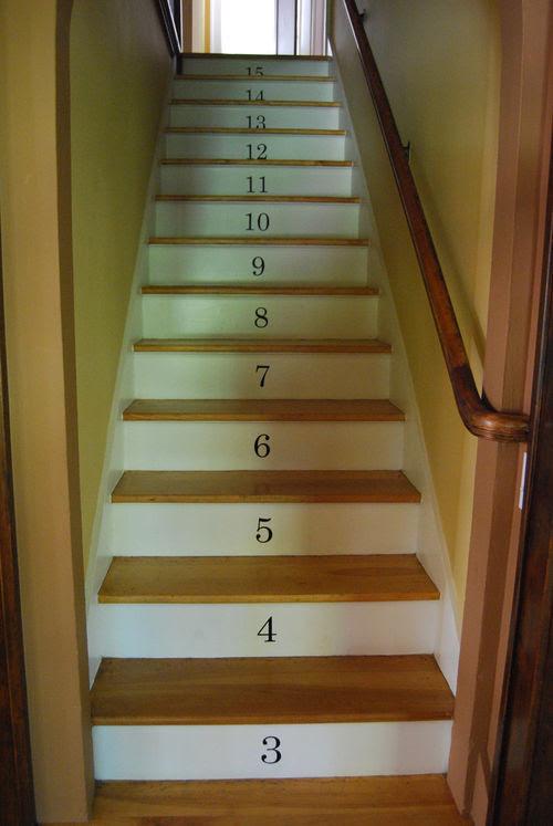 Stairnumbers