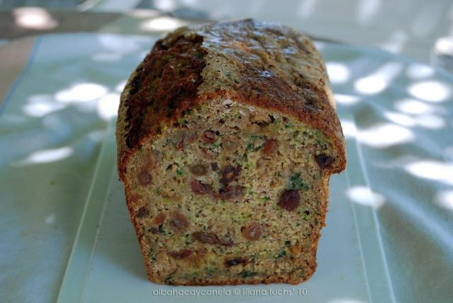 Zucchini sweet bread