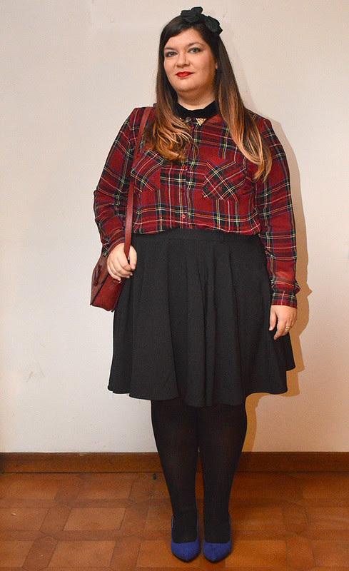 outfit tartan e nero2