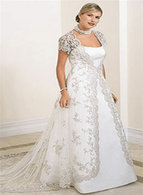 305 full figured wedding dresses with sleeves   wedding