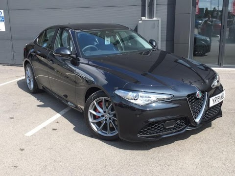 Alfa Romeo Semi Automatic Gearbox