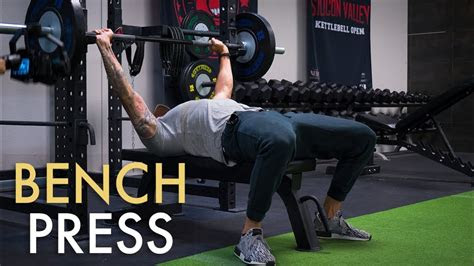 bench press  proper form avoid mistakes