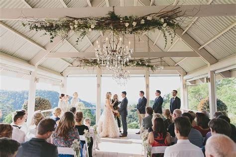 Australian Wedding Venue Maleny Manor  Maleny Sunshine