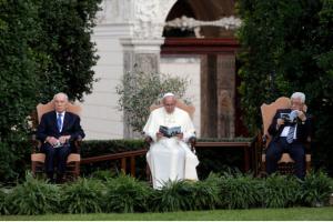 בגינת האפיפיור