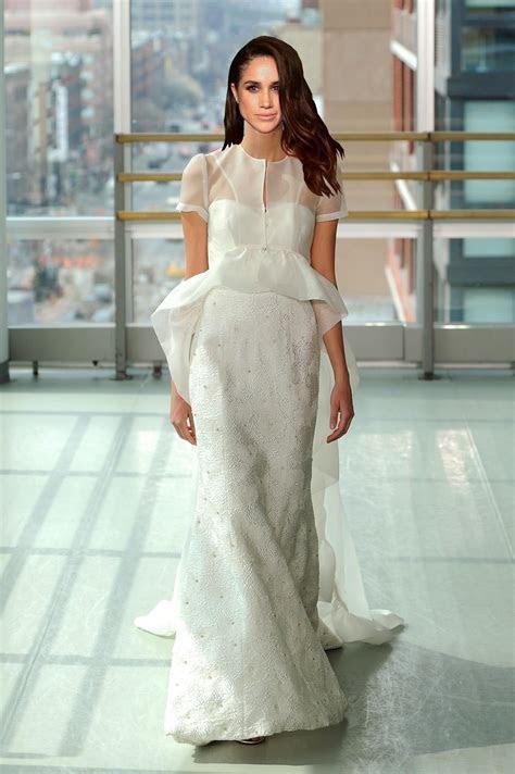10 Wedding Gowns Meghan Markle Should Wear From Bridal