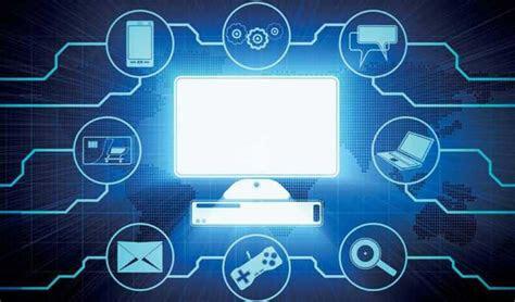 teknologi informasi  background teknologi background