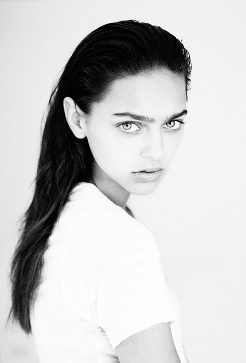 Женя Катова модель. фото