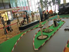 F1 @ Changi Airport
