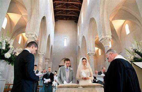 Ravello Wedding: Protestant Ceremony   Amalfi, Italy