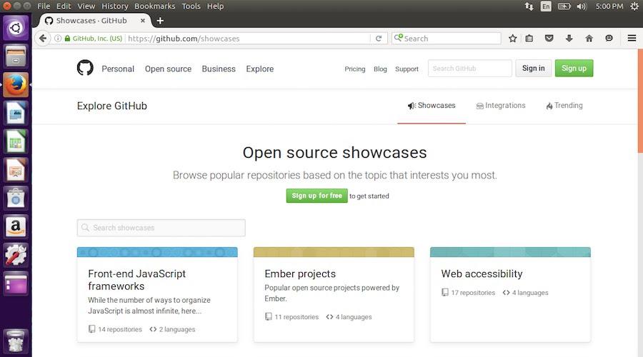 github-showcases-for-developers-programmers