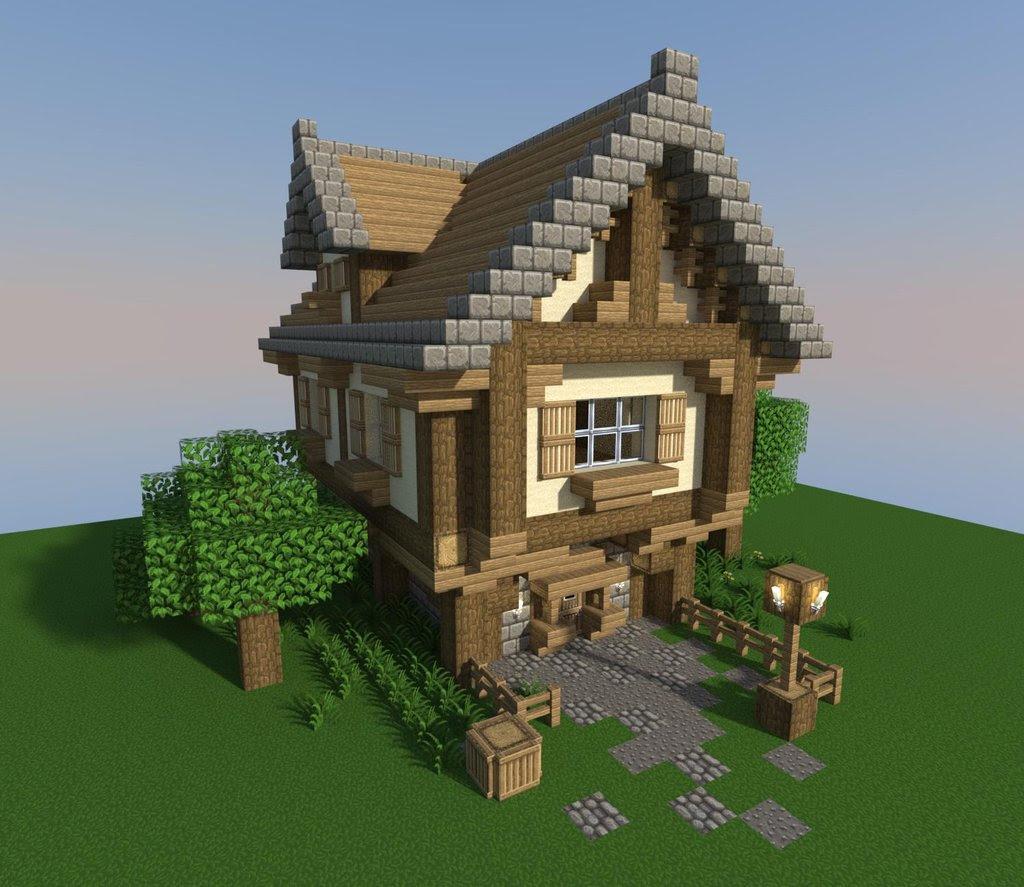 Hotel In Minecraft Tutorial Harbolnas A